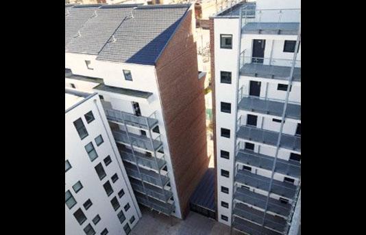Cyclical Maintenance Plan Renewal at Kings Dock Mill, Liverpool