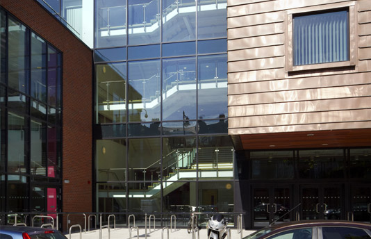 GLASS REPLACEMENT, LIVERPOOL COMMUNITY COLLEGE
