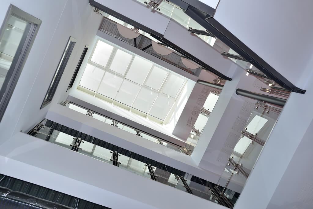 Velux modular skylight glazed rooflights fixed roof lights for Cleaning velux skylights