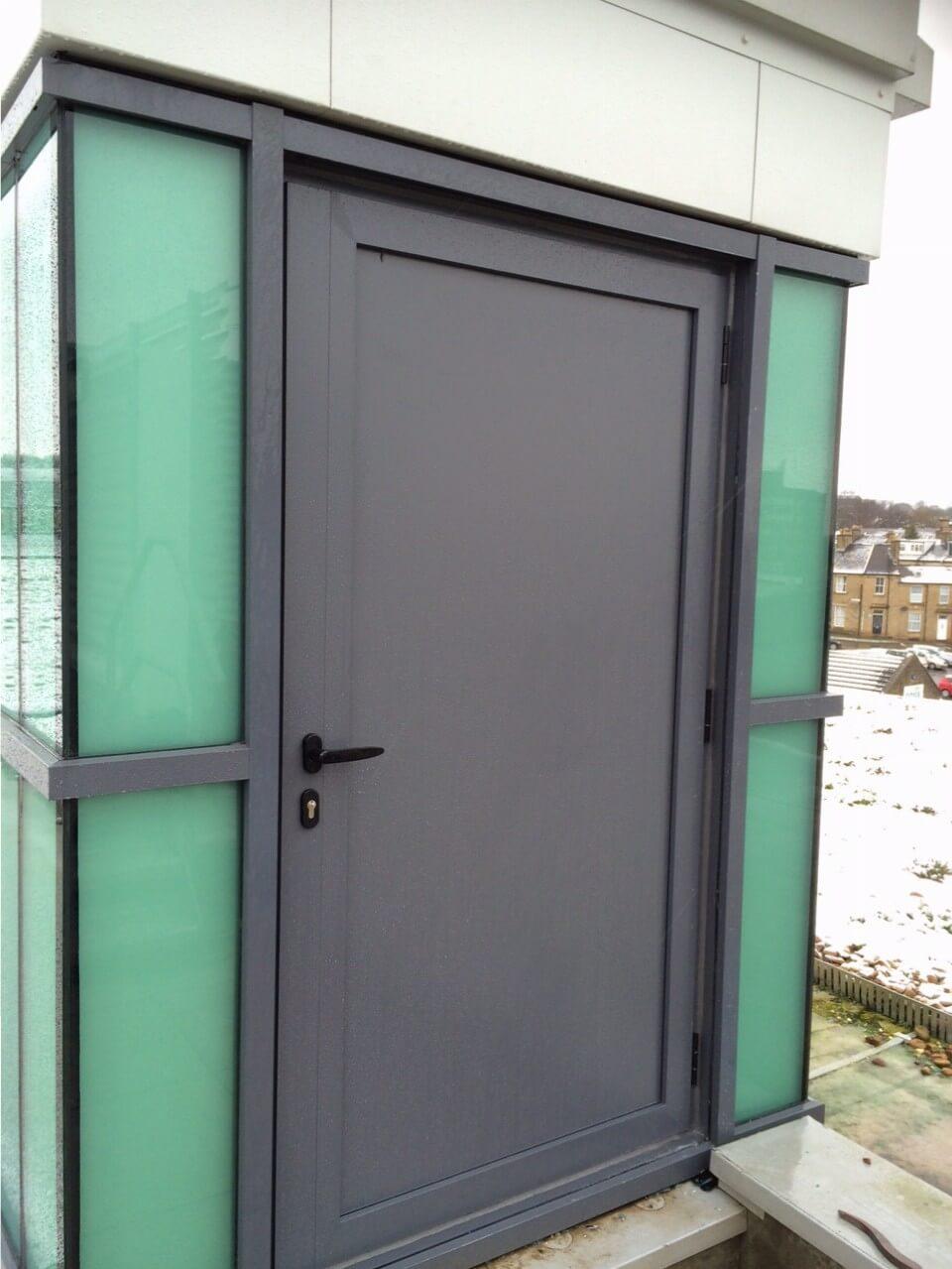 Kirklees Leisure Centre Door Replacement Works