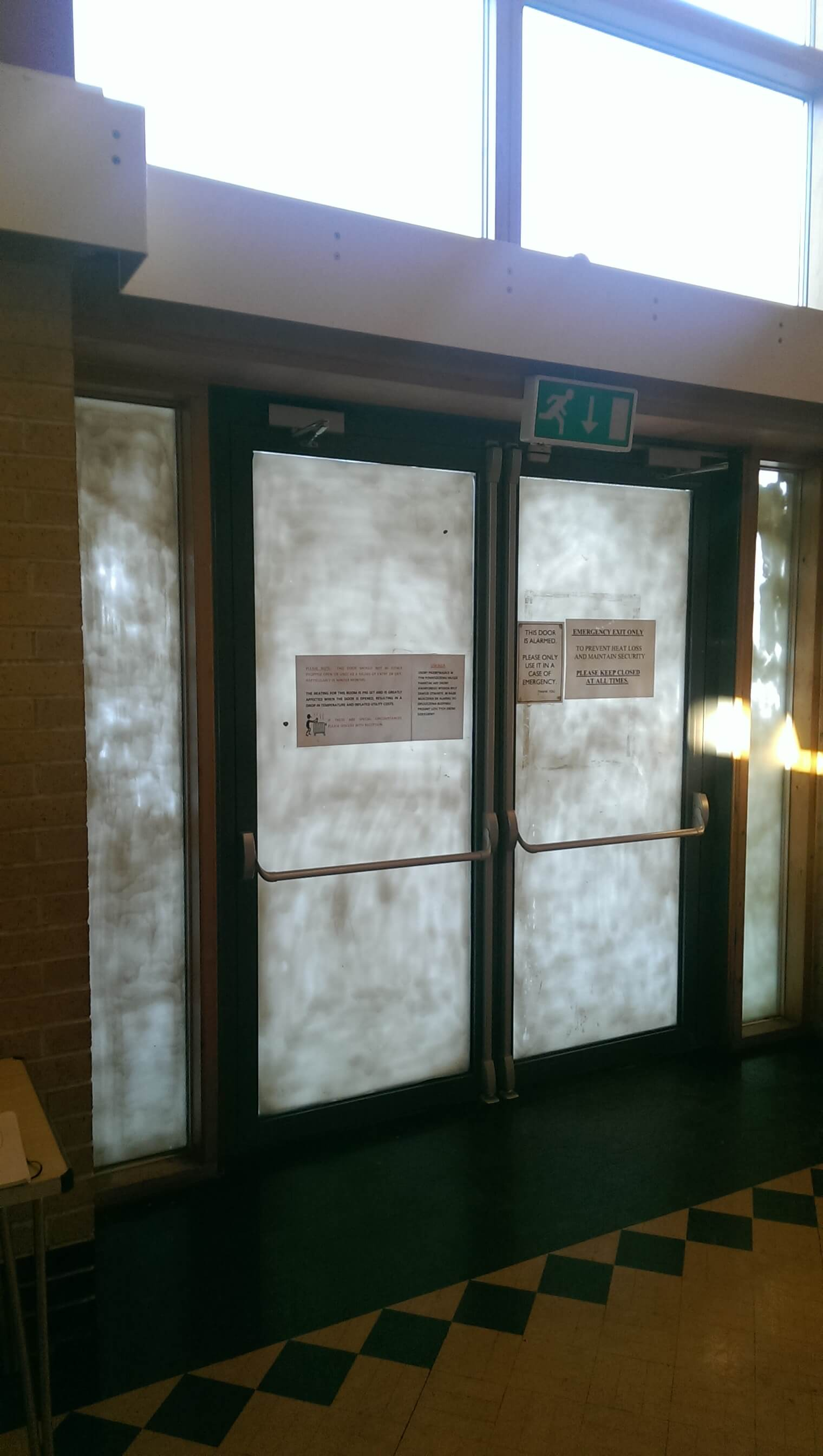 Thornbury Centre, Bradford - Door Replacement Works
