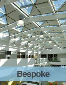 bespoke - Glass Rooflights
