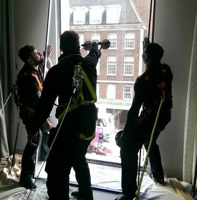 Double Tree – Hull – Glazing Replacement
