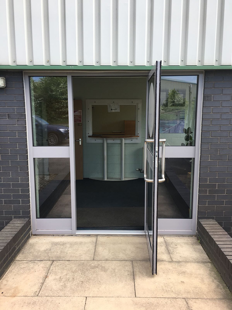 SHStructers – Sherburn-in-elmet – Door Replacement