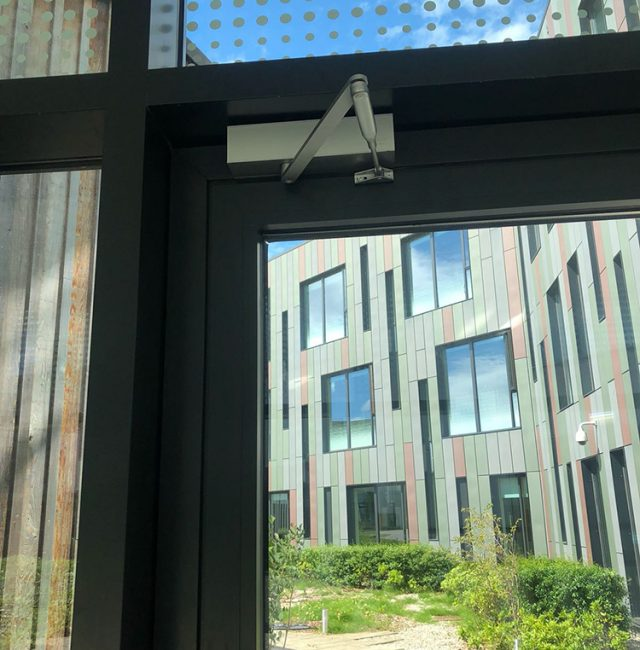York Uni – Door & Window Maintenance