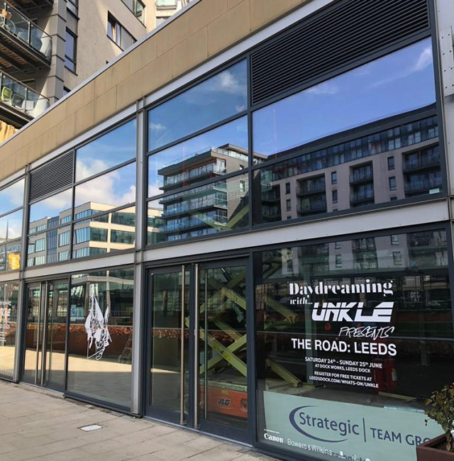 Leed Dock – Leeds – Glazing Replacement