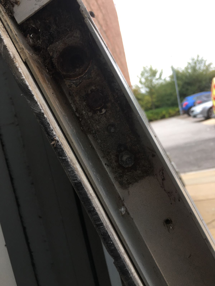 Monks Cross – York – Door Maintenance