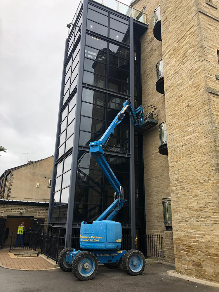 Cavendish Court – Bradford – Glazing Replacement