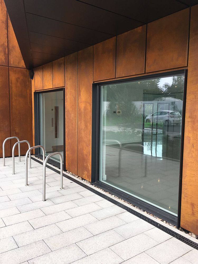 Owen Street – Manchester – Glazing Installation