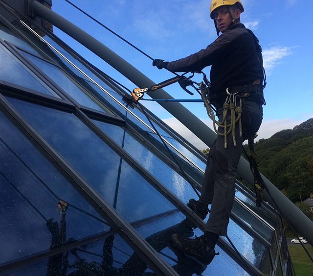 Victoria Mills – Bradford – Rooflight Maintenance