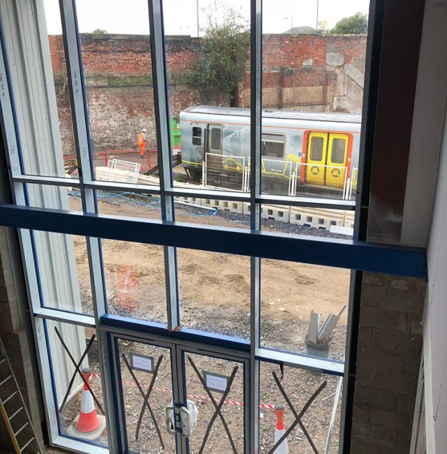 Bettys Tea Room – York – Replacement Glazing