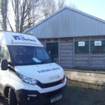 Huddersfield firm donates installation services to Scout hut renovation project