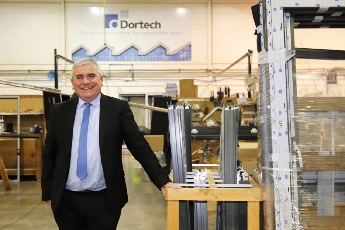 Dortech has appointed Brian Carroll as business development manager
