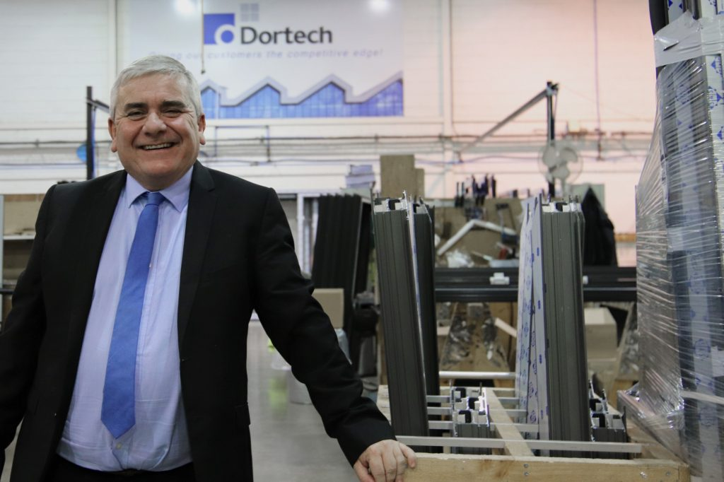 Brian Carroll - business development manager at Dortech Maintenance