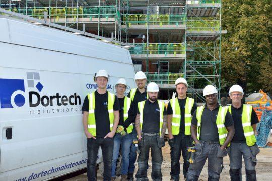 Dortech Maintenance celebrates glowing customer feedback